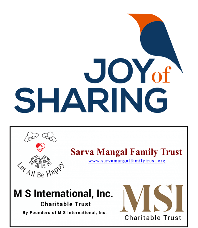 Sarva -JoyofSharing